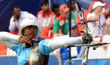 women archers win silver in world cup - India TV