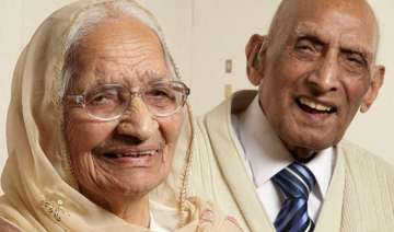 world s longest married couple is from punjab -...