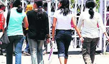 yadav girls banned from wearing jeans in mathura...