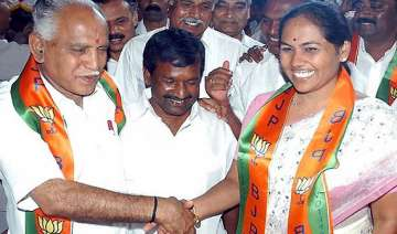 yeddyurappa to be consulted while choosing...