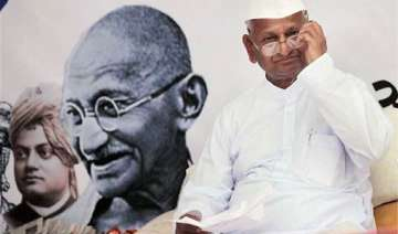 youths are with me says hazare - India TV