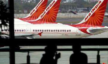 90 air india flights cancelled as pilots strike...
