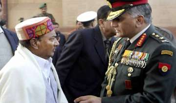 embarrassed govt may ask army chief vk singh to...