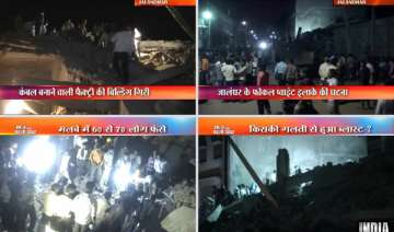 jalandhar factory collapse toll eight owner...