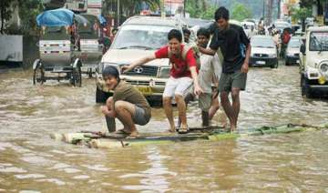 1.25 lakh people affected by assam floods - India...