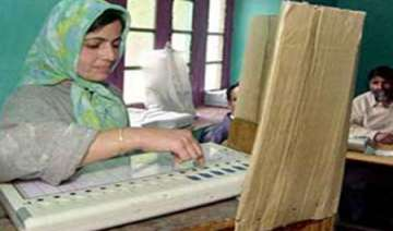 79 pc polling in kashmir panchayat polls - India...