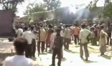 4 killed 24 injured in group clash over land...