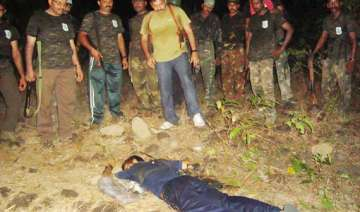 20 naxals killed in encounter with crpf 2 jawans...