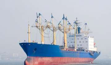 10 crew members rescued from cargo ship off...