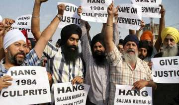 41 fakes detected in 1984 anti sikh riots death...
