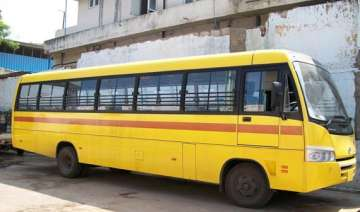 13 school students injured in mishap - India TV