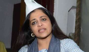 aap will work to develop ghaziabad says shazia -...