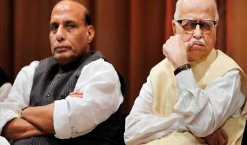 advani bjp must join hands with other parties to...