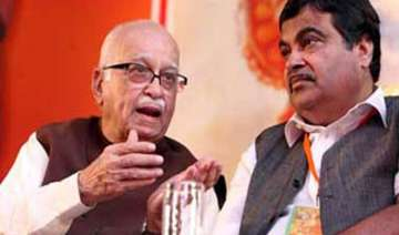 advani has been disillusioned with bjp since last...
