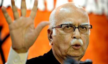 advani suffering from dysentery due to heat -...