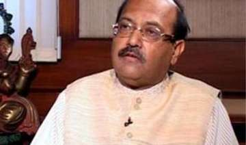 amar singh s entry upsets local calculations -...