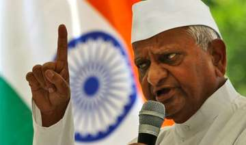 anna hazare leads biggest india day parade in us...