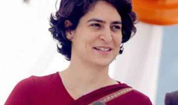 appoint priyanka gandhi as head of panel to...