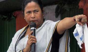 are you afraid of stepping out mamata asks wb...