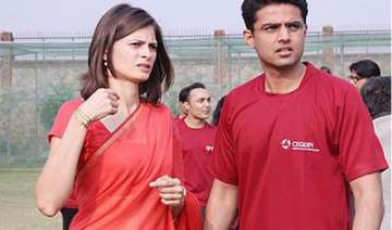 sachin pilot from youngest mp to aspiring cm of...