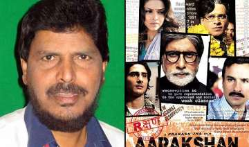 athawale says would oppose aarakshan if anti...