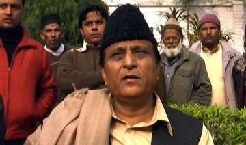 azam khan accuses bsp of maligning sp government...