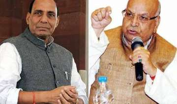bjp denies internal rift over lucknow seat -...