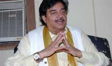 bjp high command asks shatrughan to restrain...