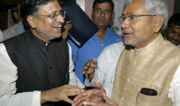 bjp leaders in bihar refuse to meet nitish -...