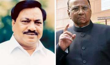 bjp alleges land scam by pawar family in pune -...