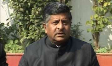 bjp opposed fdi in retail sector - India TV