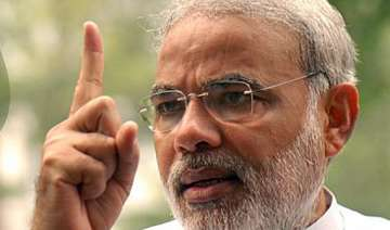 bjp asks congress to apologise for comparing modi...