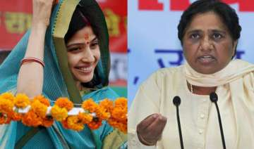 bsp cong bjp leave field open for dimple yadav in...
