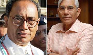 cag should plug leaks from his office digvijay -...