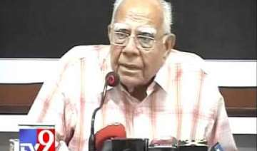 cbi is vindictive towards jagan says jethmalani -...