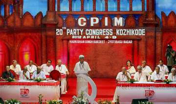 cpi m s 20th party congress begins in kerala -...