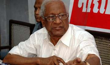 cpi trains guns on cong bjp for non passage of...