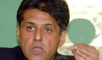 cash sops not for poll gains says manish tewari -...