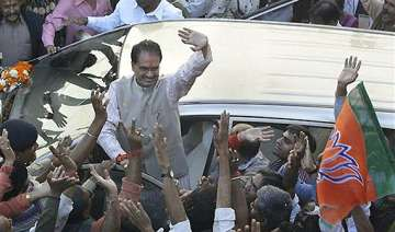 chouhan to campaign for uma in up polls - India TV