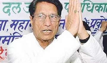 cong begins alliance talks with rld - India TV