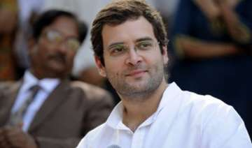 congress leader apologises for gaffe about rahul...