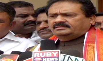 congress leaders against alliance with trs -...