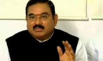 congress ministers demand new ap capital in...
