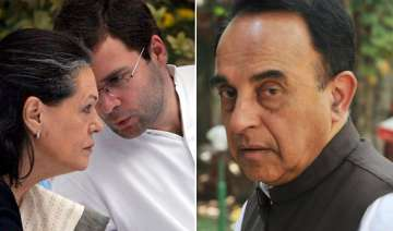 swamy moves ec to derecognise congress - India TV