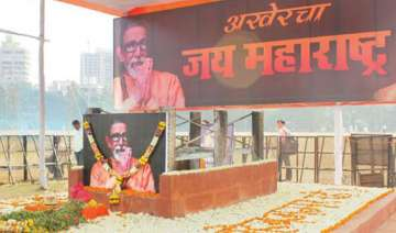 controversy rages over thackeray memorial - India...