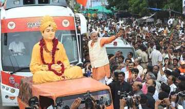 corporates financed campaign to install narendra...