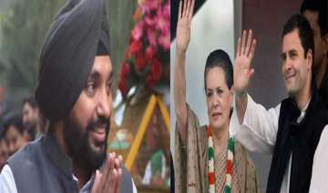 delhi congress reposes full confidence in rahul...