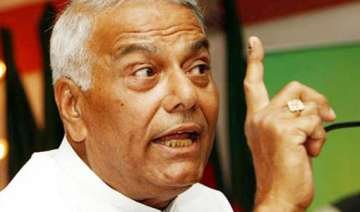 don t hold talks with pakistan yashwant sinha -...