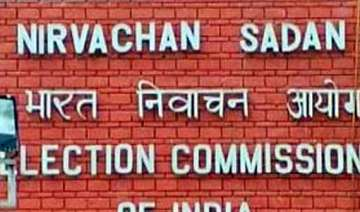 ec all party meet today to frame guidelines on...