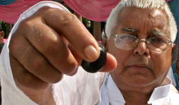 fodder scam lalu prasad files appeal in jharkhand...